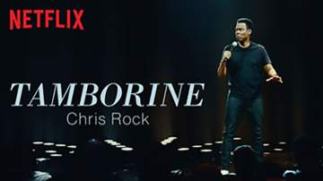 Download Movie: Chris Rock: Tamborine (2018)