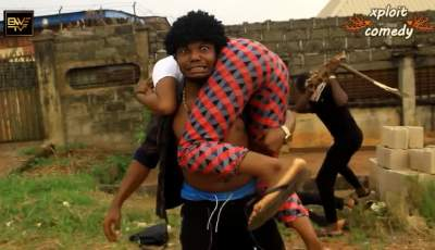 Comedy Skit: Xploit Comedy - How Some Ladies are Heartless