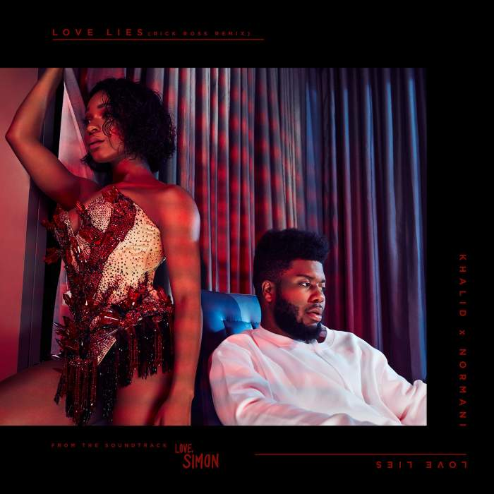 Khalid, Normani & Rick Ross - Love Lies (Rick Ross Remix)