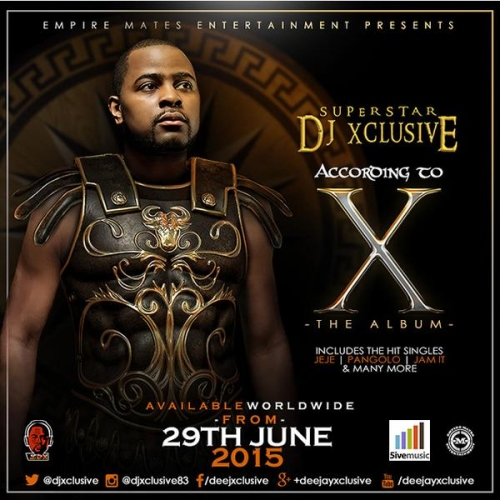 DJ Xclusive - All I See Is Me (ft. Phyno)