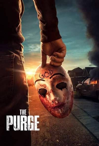 Season Premiere: The Purge Season 2 Episode 1 - This Is Not a Test