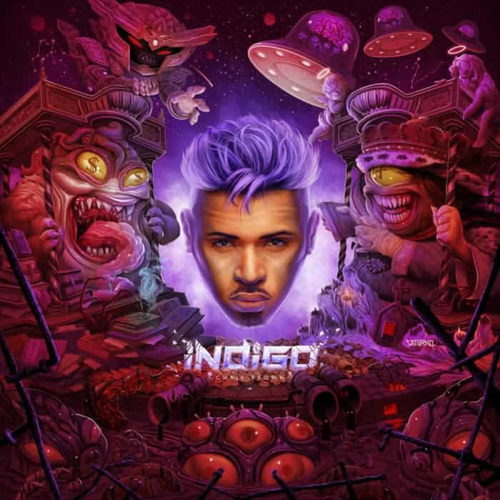 Chris Brown - Heat (feat. Gunna)