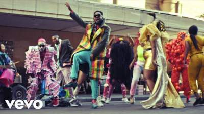 Video: Patoranking - Open Fire (feat. Busiswa)
