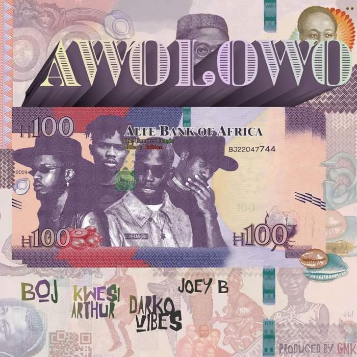 BOJ - Awolowo (feat. Kwesi Arthur, Darkovibes & Joey B)