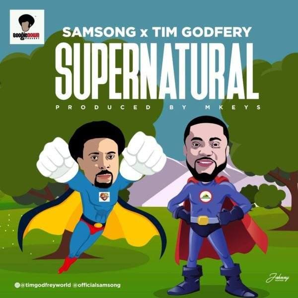 Samsong - Supernatural