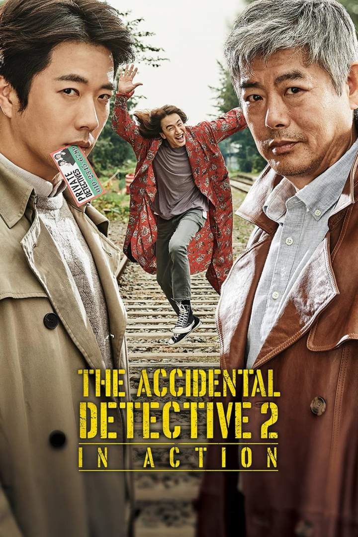 The Accidental Detective 2: In Action (2018) [Korean]