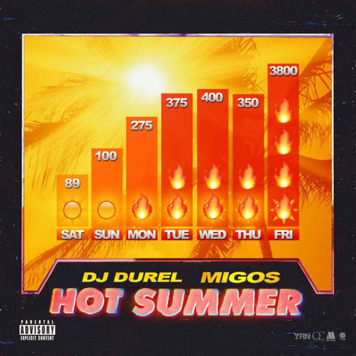 DJ Durel & Migos - Hot Summer