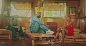 Video: Chyn - Maybe (feat. LadiPoe)