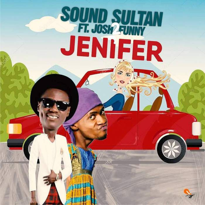 Sound Sultan - Jenifer (feat. Josh2Funny)