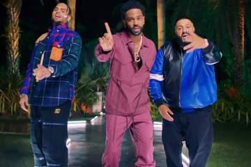 Video: DJ Khaled - Jealous (feat. Chris Brown, Lil Wayne & Big Sean)