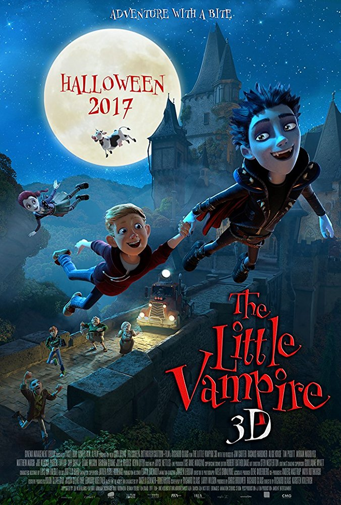 The Little Vampire (2017)