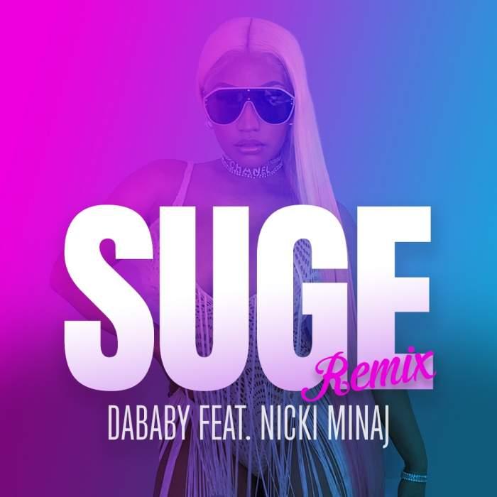 Nicki Minaj & DaBaby - Suge (Remix)