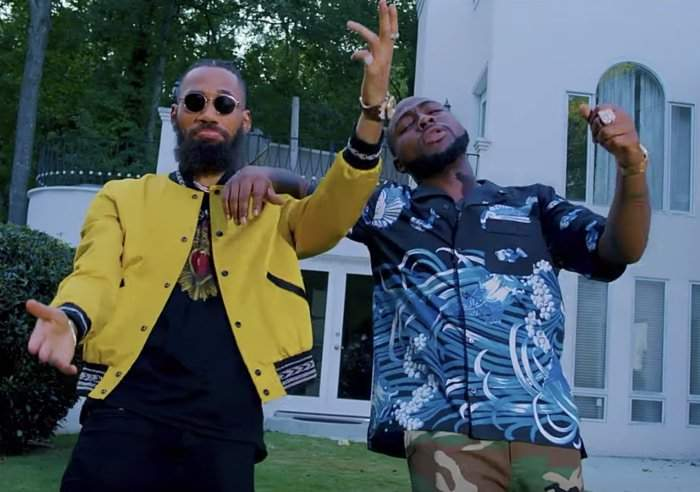 Phyno - Ride For You (feat. Davido)