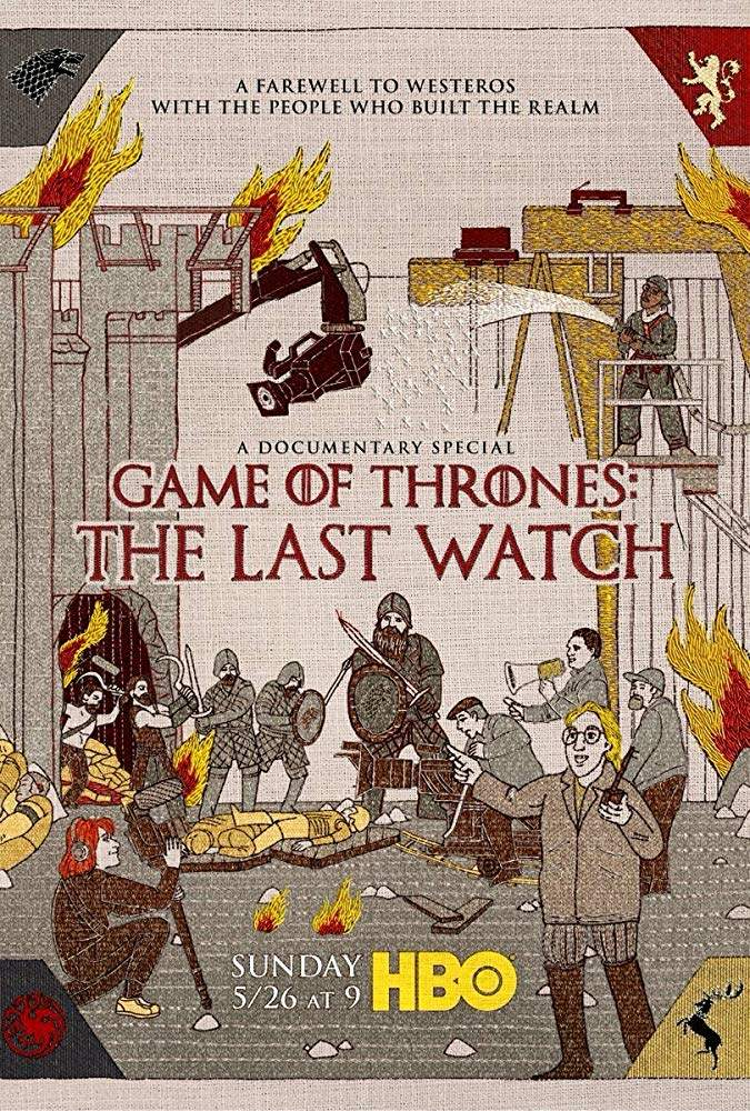 Game of Thrones Season 8 Episode X - The Last Watch