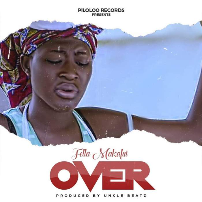 Fella Makafui - Over
