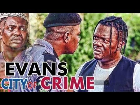 Evans The City of Crime