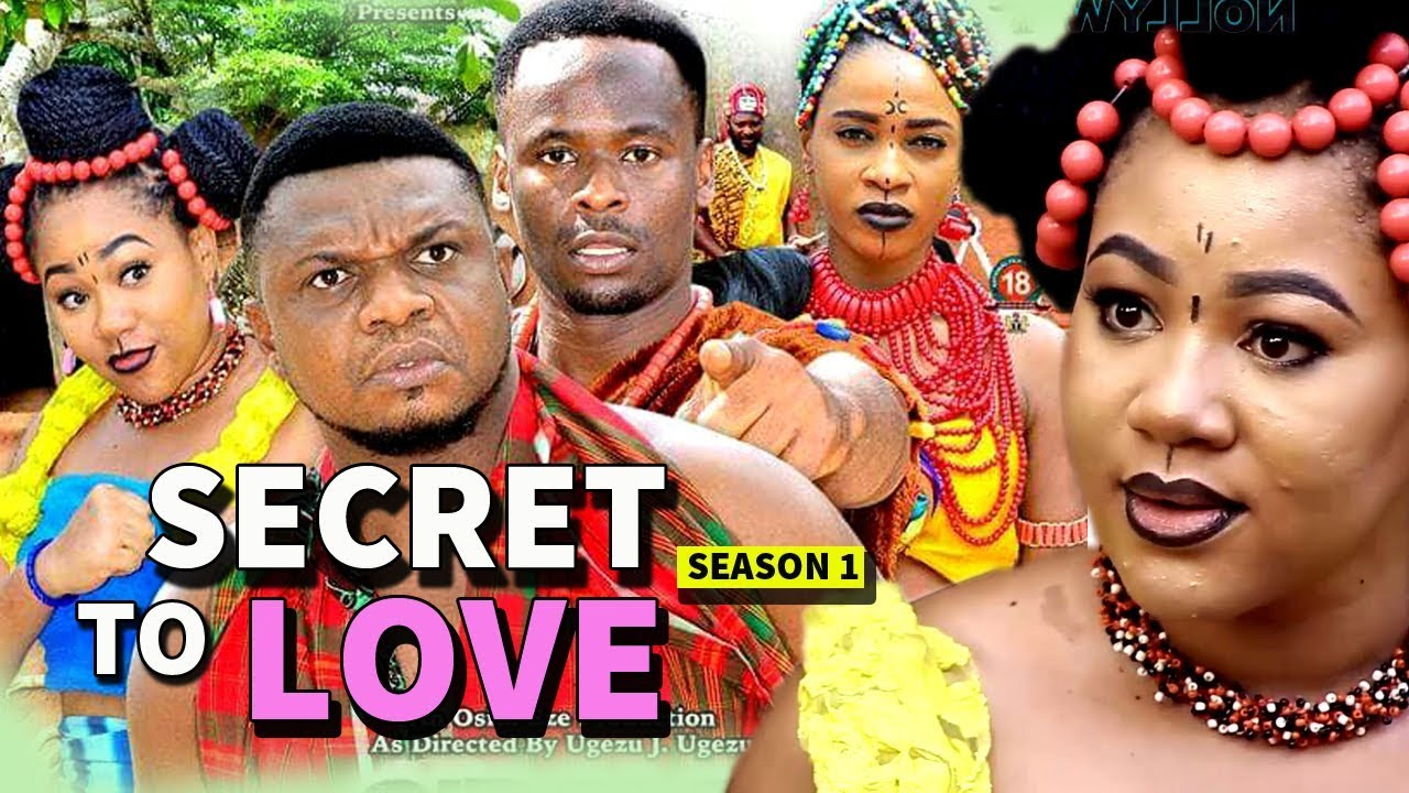 Secret To Love (2018)