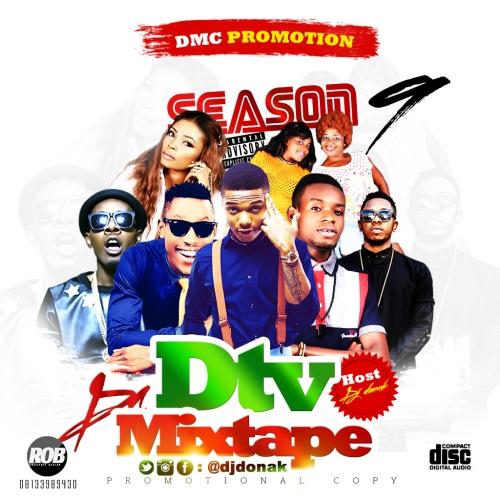 DJ Donak - DTV Da Mixtape (Vol. 9)