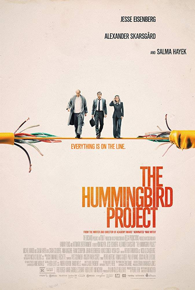 MOVIE :The Hummingbird Project