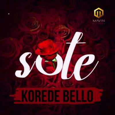 Music: Korede Bello - Sote [Prod. by BabyFresh]