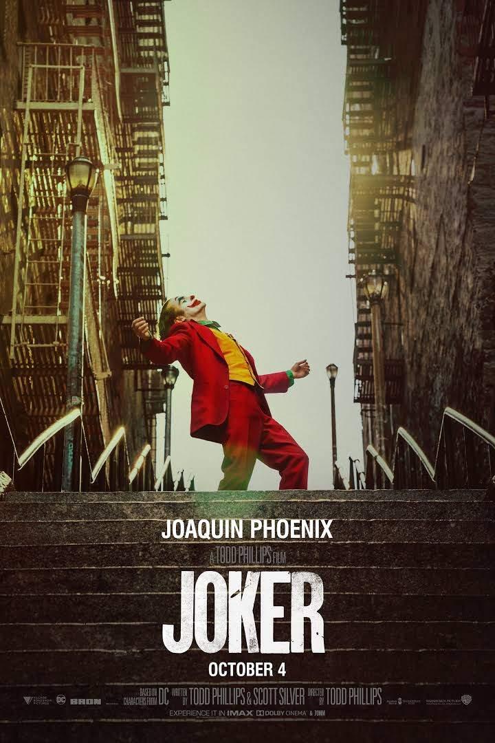 Joker (2019) [HC-HDRip]