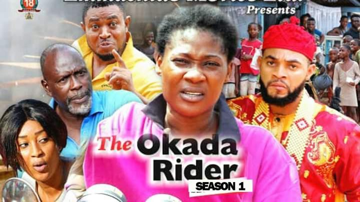 The Okada Rider (2019)
