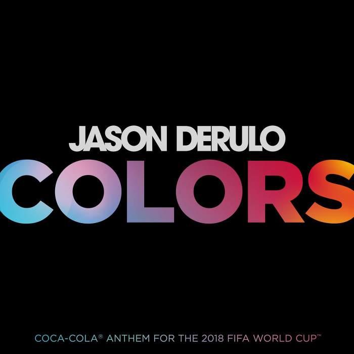 Jason Derulo - Colors (Coca-Cola 2018 FIFA World Cup Anthem)