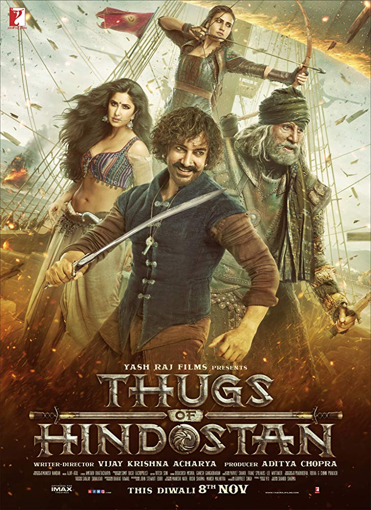 Thugs of Hindostan (2018) [Indian]