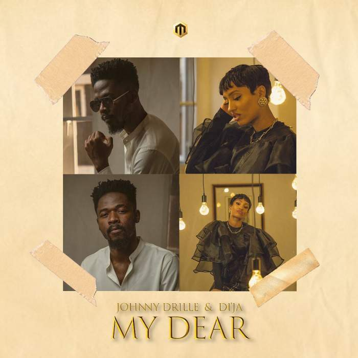 Johnny Drille & Di'Ja - My Dear