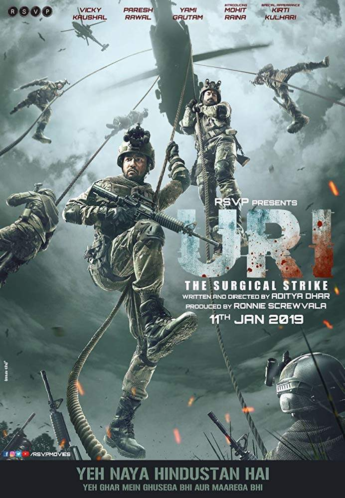 Uri: The Surgical Strike (2019) [Indian]