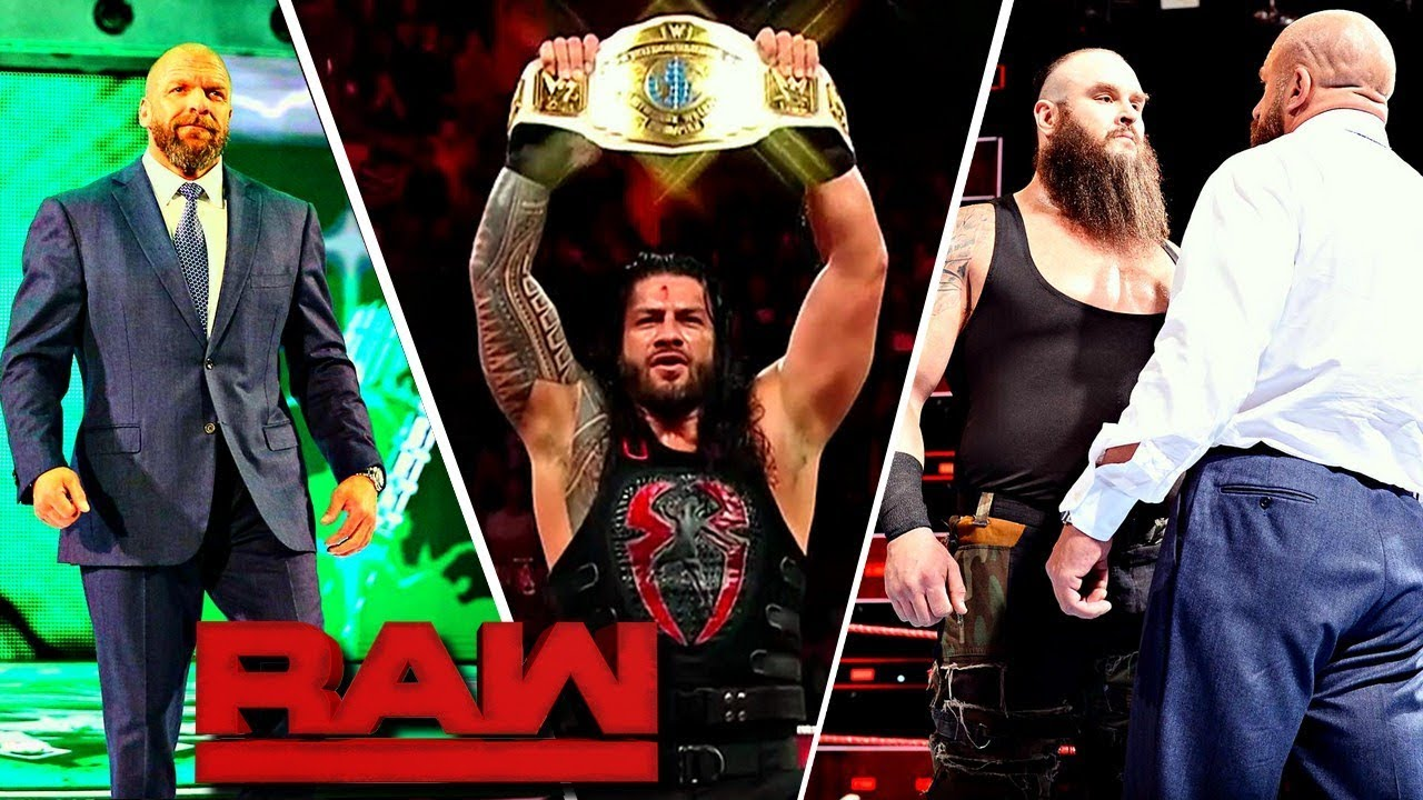 WWE RAW (Nov-20-2017) Highlights