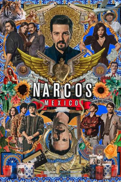 Series Download: Narcos: Mexico (Complete Season 2)
