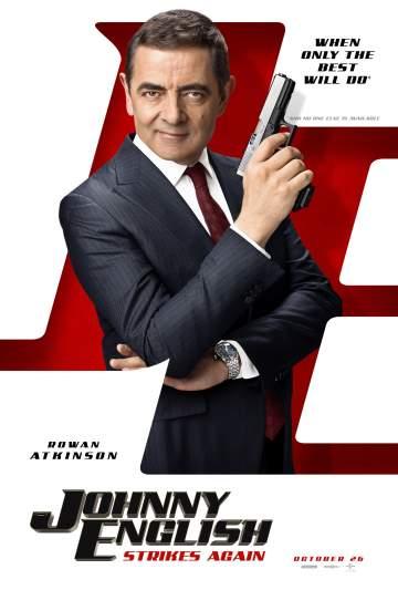 Movie: Johnny English Strikes Again (2018)