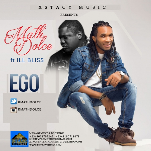 Math Dolce - Ego (feat. iLLBLiSS)