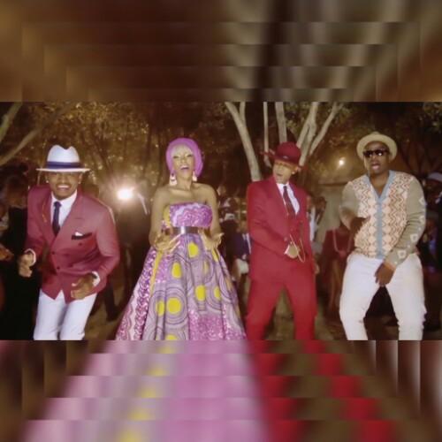 Mafikizolo - Colours of Africa (feat. Diamond Platnumz & DJ Maphorisa)