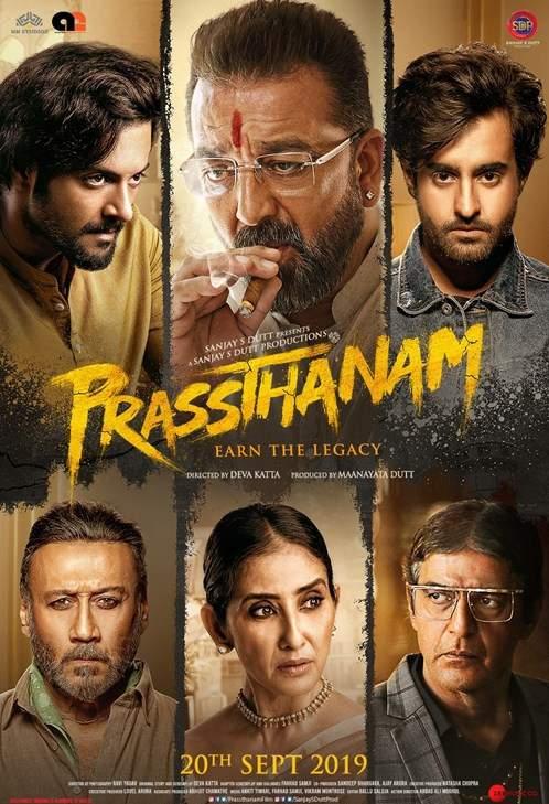 Prassthanam (2019) [Indian]