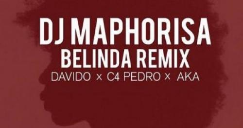 DJ Maphorisa - Belinda (Remix) (ft. Davido, AKA & C4Pedro)