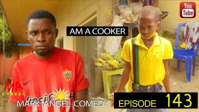 Comedy Skit: Mark Angel Comedy - Episode 143 (Am A Cooker)