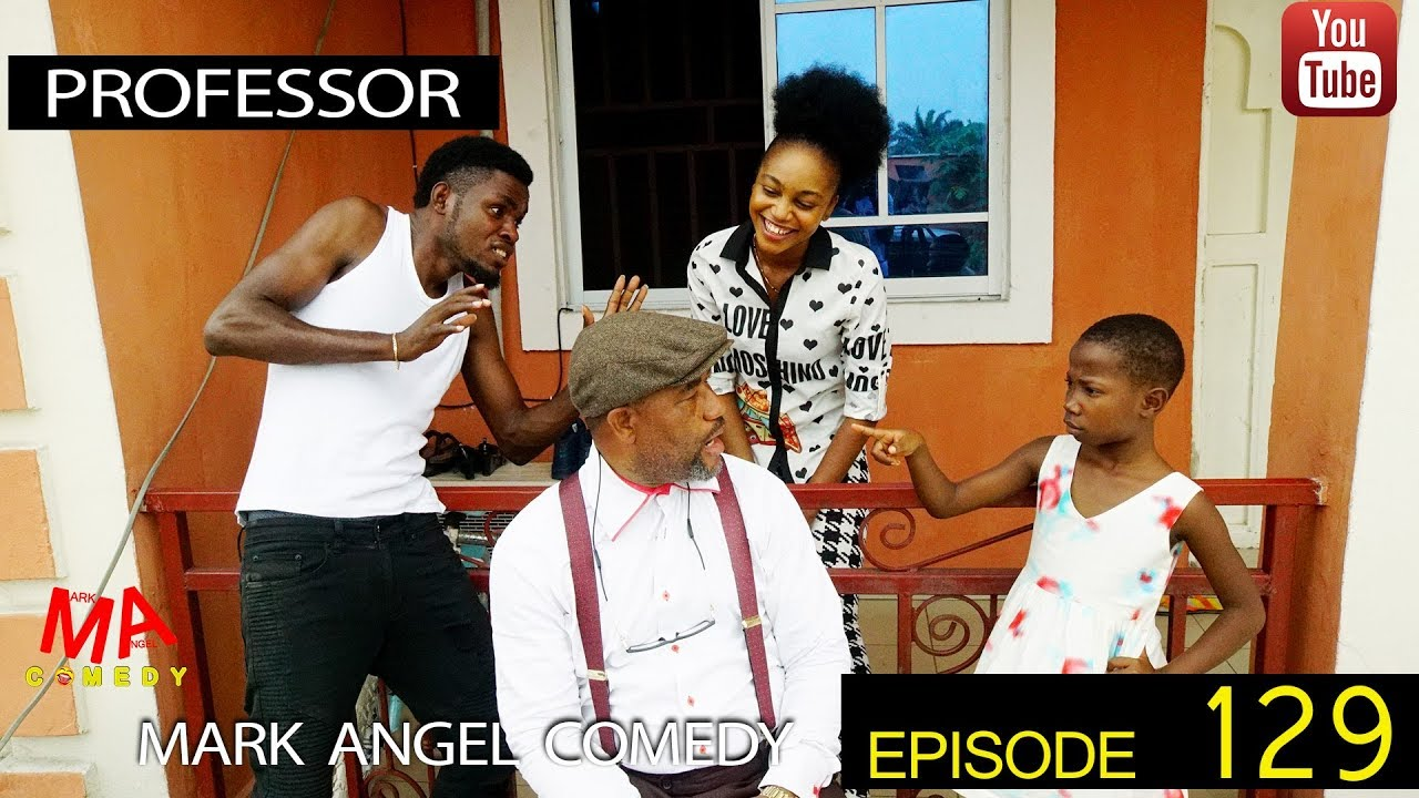 Mark Angel Comedy - Episode 129 (Professor)