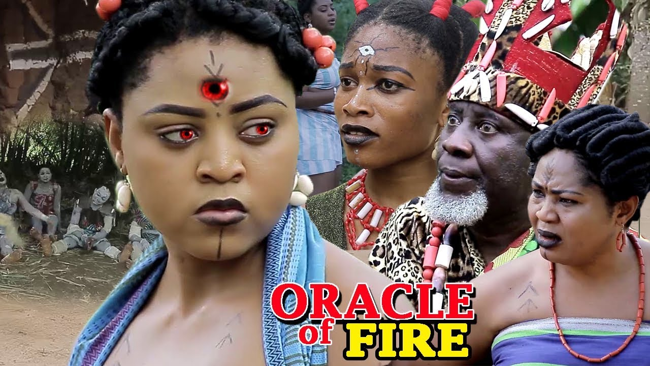 Oracle Of Fire (2018)