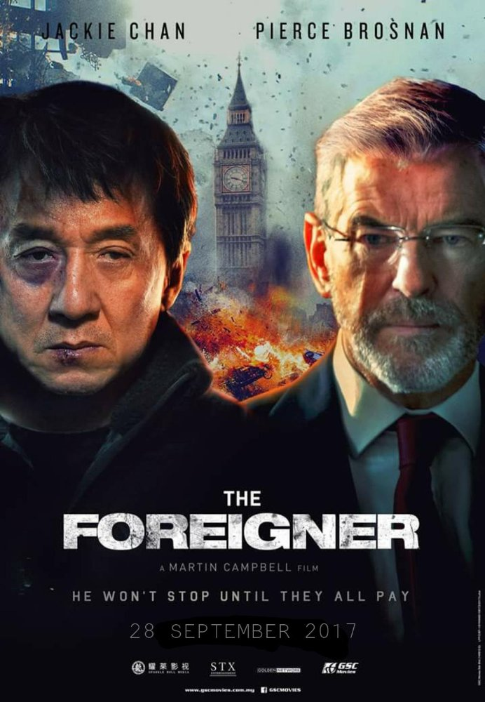 The Foreigner (2017) [WEBRip]