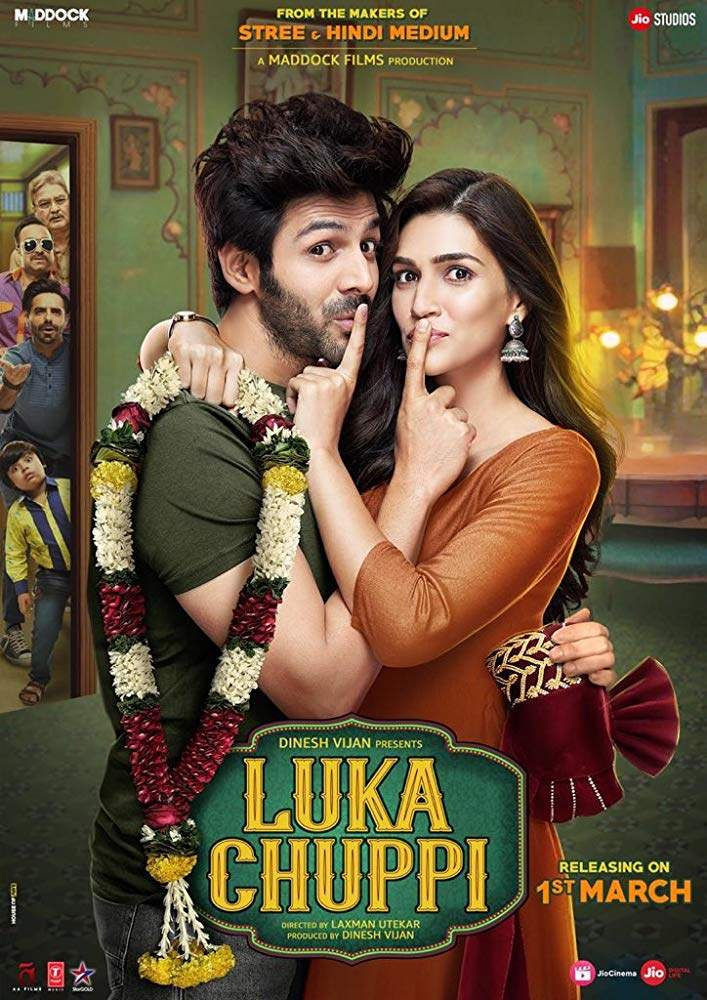Luka Chuppi (2019) [Indian]