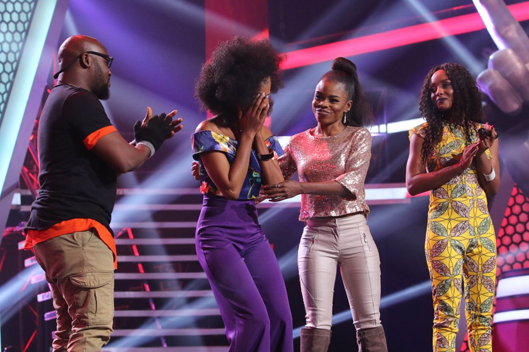 The Voice Nigeria Season 2 Episode 13 Highlights