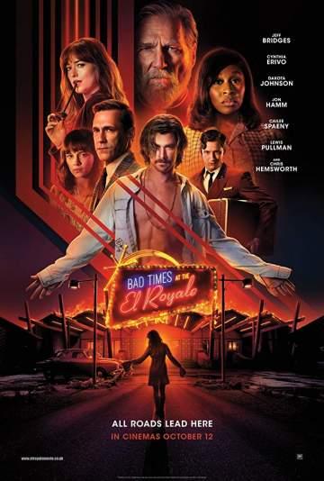 Movie: Bad Times at the El Royale (2018)