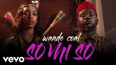 Video: Wande Coal - So Mi So