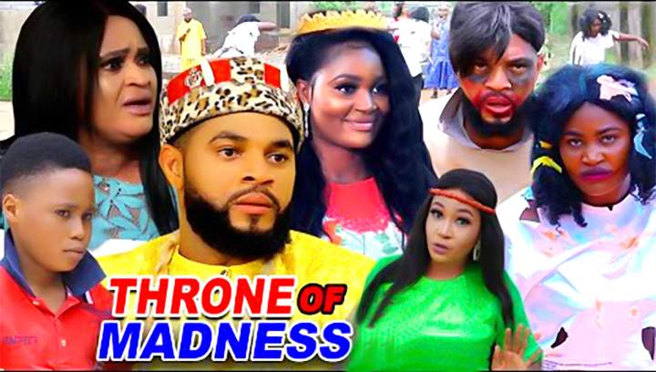 Nollywood Movie: Throne of Madness (2020) (Parts 1 & 2)