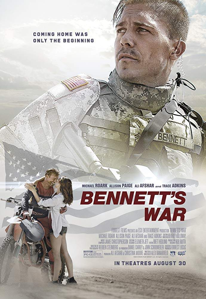 Fastmusicplus present Latest Movie Bennett's War (2019)