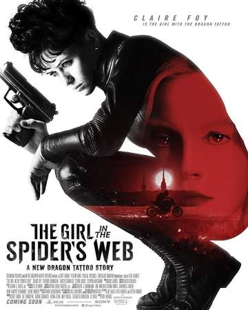 Movie: The Girl in the Spider's Web (2018)