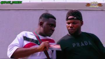 Comedy Skit: Xploit Comedy - How Different Countries Buy Movies