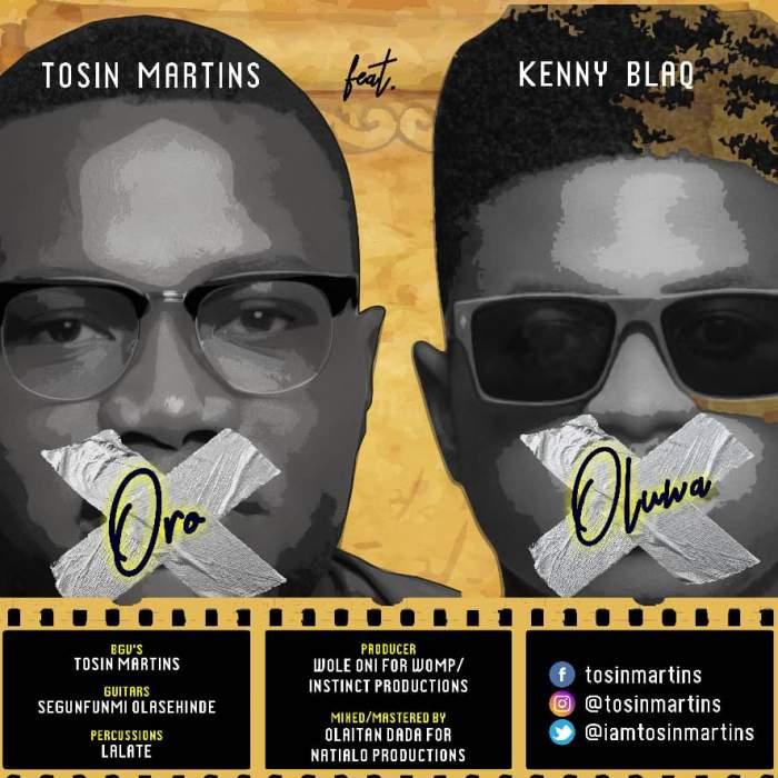 Tosin Martins - Oro Oluwa (feat. Kenny Blaq)